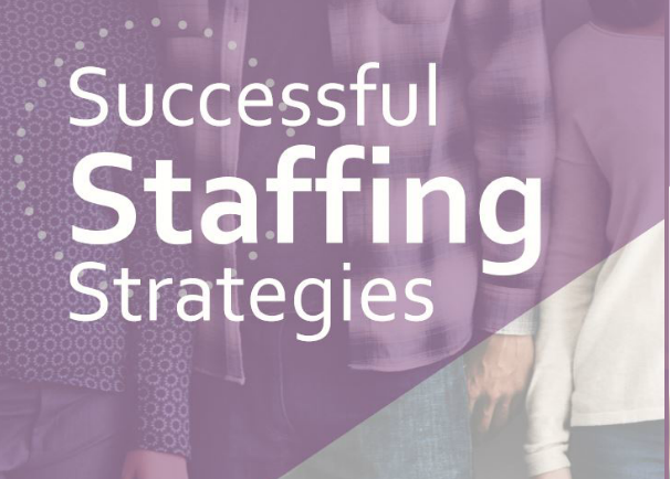 Successful staffing strategies white paper cover